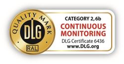 DLG approved silage additive