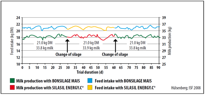 Silasil Energy C graph